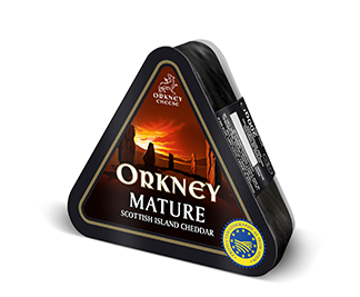 Orkney Mature cheese