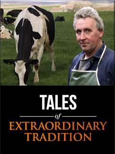 Tales of extraordinary tradition