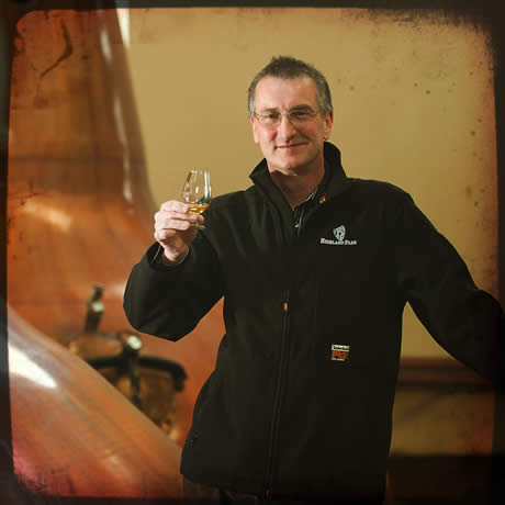 Graham Manson, Whisky Distillery Manager